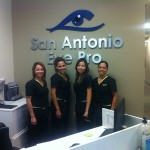 san antonio eye professionals team